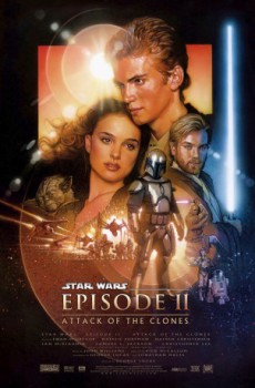 poster Star Wars: Episode II - Attack of the Clones  (2002)