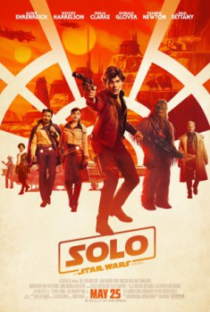 poster Solo: A Star Wars Story  (2018)