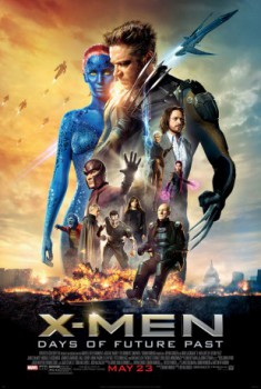 poster X-Men: Days of Future Past  (2014)