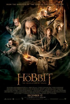 poster The Hobbit: The Desolation of Smaug  (2013)