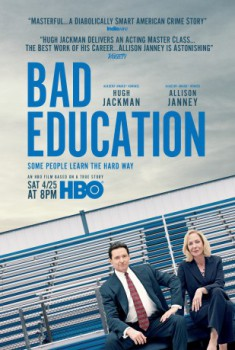 poster Bad Education  (2019)