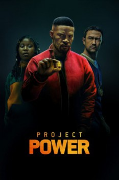 poster Project Power  (2020)