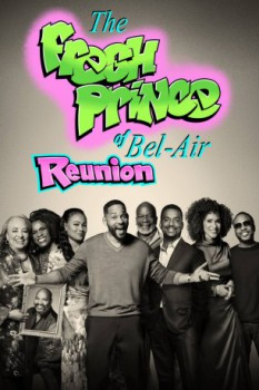 poster The Fresh Prince of Bel-Air Reunion  (2020)