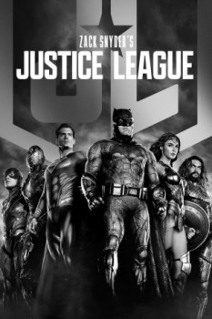 poster Zack Snyder's Justice League  (2021)