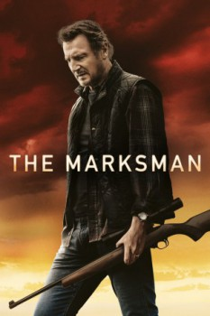 poster The Marksman  (2021)